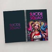 Блокнот Тетрадь Отряд Самоубийц, Suicide Squad №3