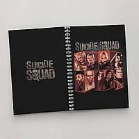 Блокнот Тетрадь Отряд Самоубийц, Suicide Squad №7