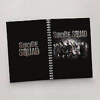 Блокнот Тетрадь Отряд Самоубийц, Suicide Squad №9