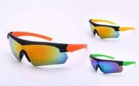 Очки спортивные солнцезащитные OAKLEY BD-7932 (пластик, акрил, цвета в ассортименте)