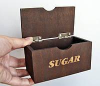 Коробочка для сахара, сахарница
