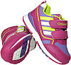 Дитячі кросівки для дівчинки Clibee Польща розміри 25-30, фото 2