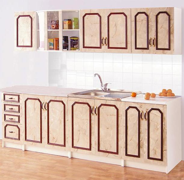 Кухня Альбина 2.6 м (Світ Меблів ТМ)