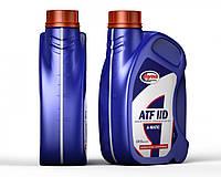 Масло трансмисионное Декстрон2 ATF DII (1л) (пр-во Агринол) ГУР красный полусинтетика