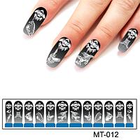 Фото дизайн для ногтей 2012