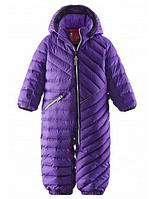 Комбинезон пуховый Reima Riemu (5910 фиолетовый, 80)