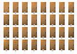 Двери входные 86 на 2,05 бронированные БЕСПЛАТНАЯ ДОСТАВКА, фото 4