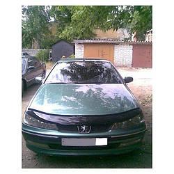 Дефлектор капота VIP TUNING Peugeot 406 1995-1999