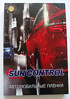 Каталог автомобильных пленок Sun Control