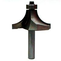 Концевые радиусные фрезы для ручного фрезера SEKIRA 18-019-160 (R16)