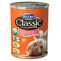 Butcher`s (Бутчерс) Cat Classic консервы для кошек рыба 400 г