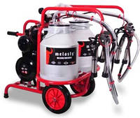Доильный аппарат для доения двух коров Melasty ТК 2-2 АК
