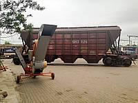 Стаффировка зерна в контейнера