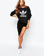 Женский свитшот спортивный кофта женская спортивная Adidas Адидас