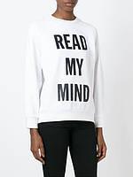 Женский свитшот Read my mind кофта женская