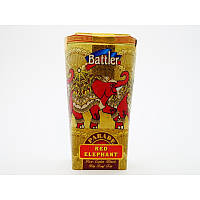 Чай чёрный Battler tea RED ELEPHANT 100гр. Ж/Б
