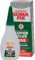 Супер клей SomaFix 808 20 г (61893006)