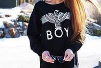 Женский свитшот кофта женская Boy