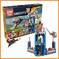 """Конструктор аналог Lego Нексо найтс """"NEXO KNIGHTS"""" 14007 Библиотека Мерлока"""