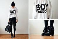 Женский свитшот кофта женская Boy London