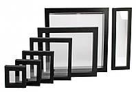 3D рамка для коллекционного материала - SAFE - 80Х80 мм