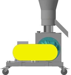 Гранулятор комбикорма GRAND-200 (рабочая часть), фото 2