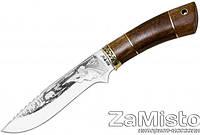 Нож охотничий Grand Way ОХОТНИК (с рисунком)
