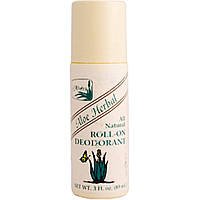 Натуральний дезодорант Alvera, Aloe Herbal All Natural Roll On Deodorant, 89 мл
