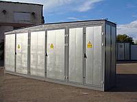 КТПГС-160...1000/6(10)/0,4 Подстанции трансформаторные для городских сетей