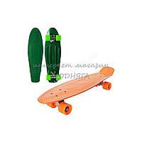 Скейт Profi Penny Board MS 0851