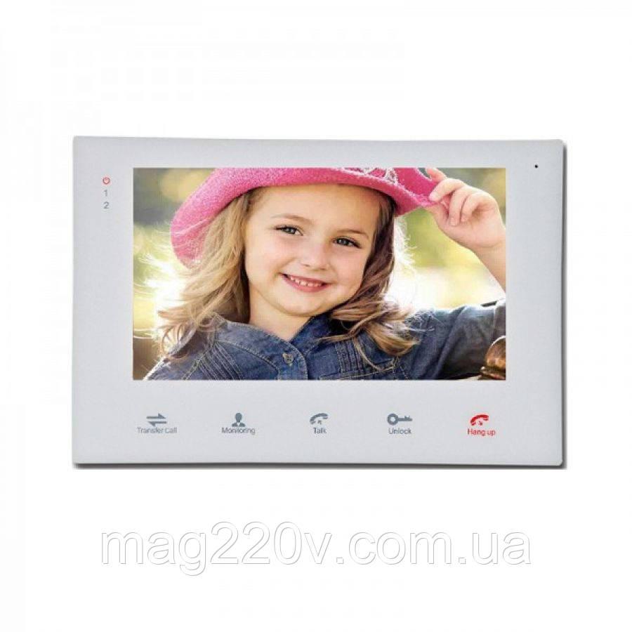 Комплект видеодомофона GV-053-J-VD7SD white