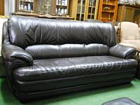Кожаный диван как свидетельство стиля и вкуса