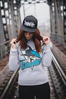 Женский свитшот кофта женская Sharks