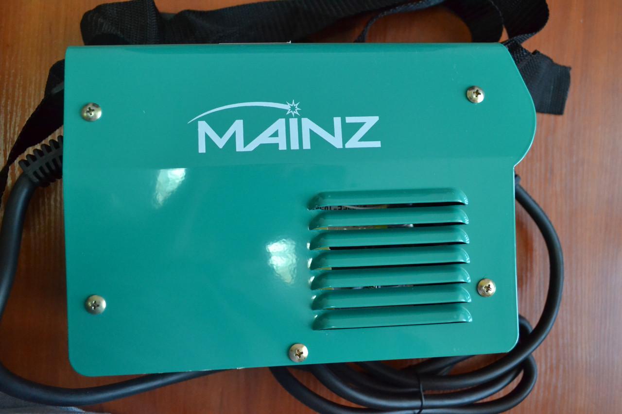 Зварювальний інвертор MAINZ MMA307