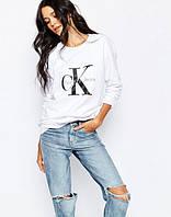 Женский свитшот кофта женская Calvin Klein