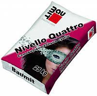 Baumit Nivello Quattro самовыравнивающаяся смесь (толщина от 1-20 мм)