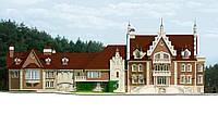 Пример реконструкции загородного дома, фото 1