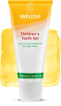 Зубной гель для детей Calendula (75 мл), Weleda