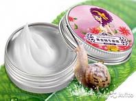 Улиточный крем для омоложения SnailMe, крем для лица от морщин, snailme улиточный эликсир, тайский крем snailm