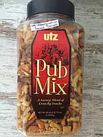 Потрясающе вкусные снеки для веселой компании UTZ Pub Mix