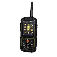 Мобильный телефон SONIM Discovery A12, кнопочный противоударный телефон SONIM Discovery, телефон на 2 SIM