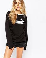 Женский свитшот спортивный кофта женская спортивная Puma Пума
