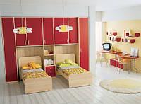 """Мебель для детской """" Дуэт """""""