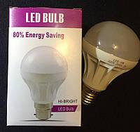 Светодиодная лампа LED BULB 9W E27 3500К