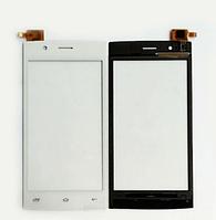 Оригинальный тачскрин / сенсор (сенсорное стекло) для Fly FS451 Nimbus 1 (белый цвет)