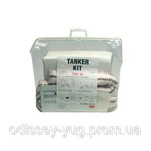 Набор сорбентов 3М  TSK 30 Tanker Spill Response Kit, для ликвидации разливов нефтепродуктов из  цистерн. .