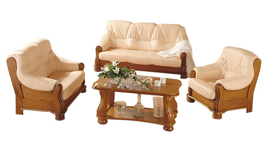 """Классический комплект мягкой мебели """"ADAM"""" (3+1)"""