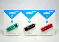 USB накопитель (флешка) Smartbuy 8 GB, флешка 8 гб, usb флешка накопитель, usb флешка smartbuy
