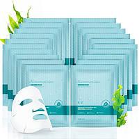 Экстра-увлажняющая маска с гиалуроновой кислотой с отбеливающим эффектом