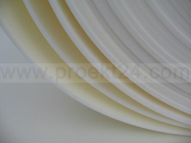 Подложка под ламинат, физически сшитый пенополиэтилен 2 мм, 33 кг/м³